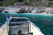 rent a boat Skala Kefalonia